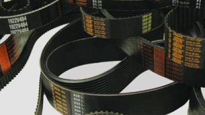 V-Belts/Timing Belts/Variable Speed Belts